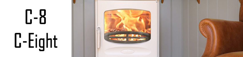 Charnwood C-Eight Stove spares - Stove Spares Ltd
