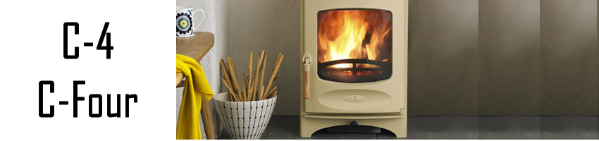 Charnwood C-Four Stove spares - Stove Spares Ltd
