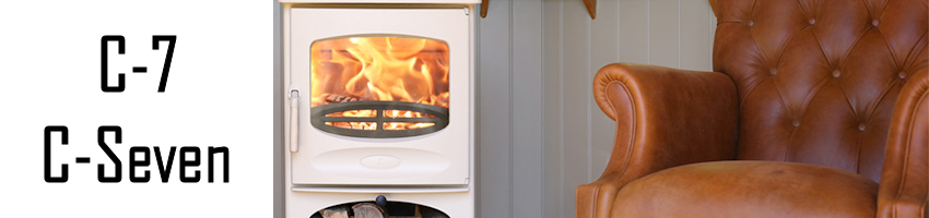 Charnwood C-Seven Stove spares - Stove Spares Ltd
