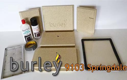 Burley Springdale 9103 spares