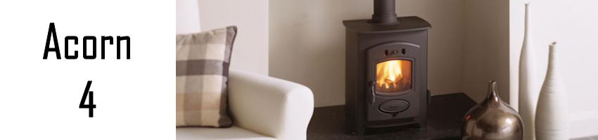 Aarrow Acorn 4 stove spares - Stove Spares Ltd