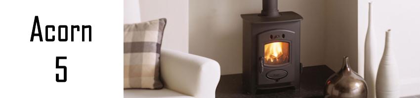 Aarrow Acorn 5 stove spares - Stove Spares Ltd
