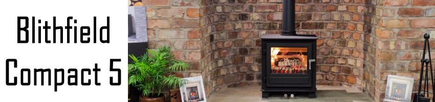 Clock Blithfield Compact 5 stove spares - Stove Spares Ltd
