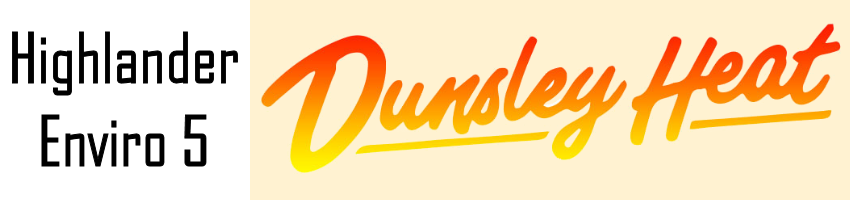 Dunsley Highlander 5 Enviro Stove Spares - Stove Spares Ltd