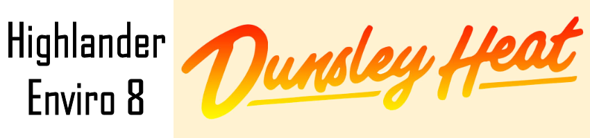 Dunsley Highlander 8 Enviro Stove Spares - Stove Spares Ltd