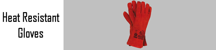 Heat Resistant Gloves - Stove Spares Ltd