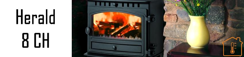 Hunter Herald 8 Boiler Stove Spares - Stove Spares Ltd