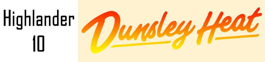 Dunsley Highlander 10 Stove Spares - Stove Spares Ltd