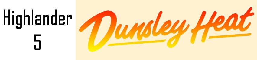 Dunsley Highlander 5 Stove Spares - Stove Spares Ltd