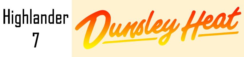 Dunsley Highlander 7 Stove Spares - Stove Spares Ltd