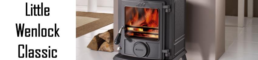 AGA Little Wenlock Classic stove spares - Stove Spares Ltd