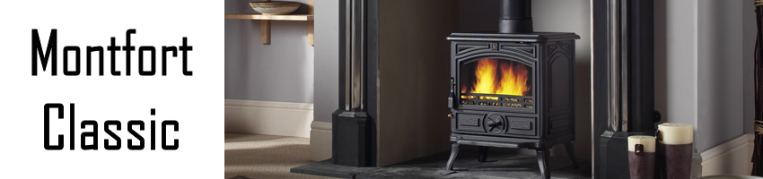 Franco Belge Montfort Classic (MK1) Stove Spares- Stove Spares Ltd