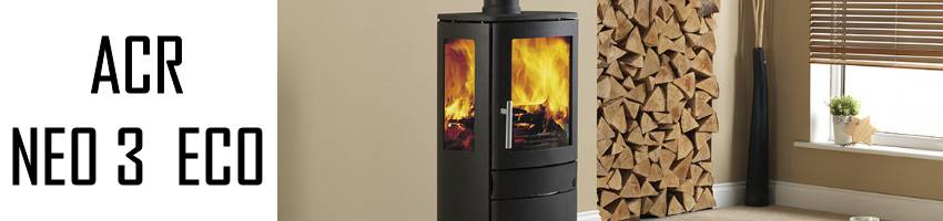 ACR NEO 3 ECO stove spares - Stove Spares Ltd