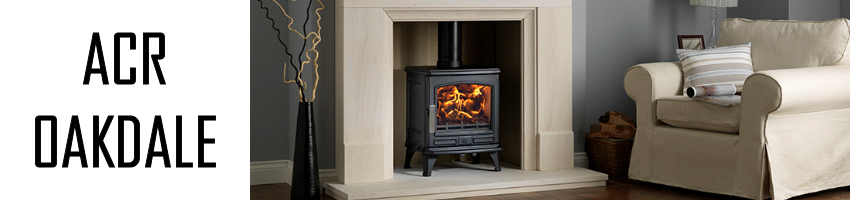 ACR Oakdale stove spares - Stove Spares Ltd
