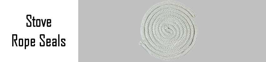 Stove Rope Seals - Stove Spares Ltd