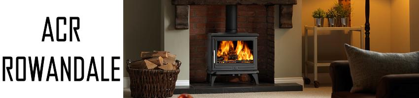 ACR Rowandale stove spares - Stove Spares Ltd