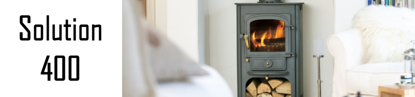 Clearview Solution 400 stove spares - Stove Spares Ltd