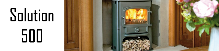 Clearview Solution 500 stove spares - Stove Spares Ltd