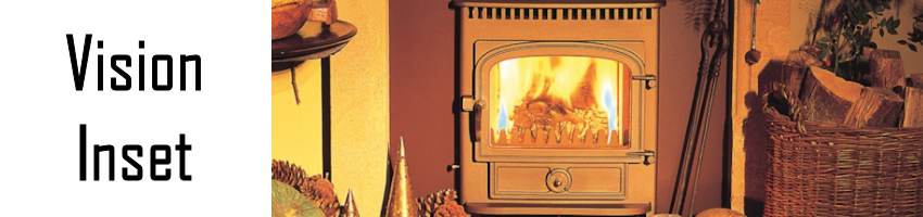 Clearview Vision Inset stove spares - Stove Spares Ltd